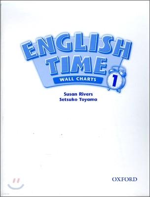 English Time 1 : Wall Charts