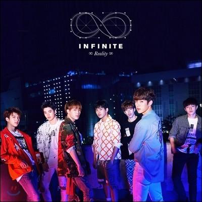 ���Ǵ�Ʈ (Infinite) - �̴Ͼٹ� 5�� : Reality [�Ϲݹ�]