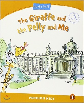 Giraffe and the Pelly, the (Dahl) Reader