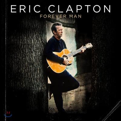 Eric Clapton - Forever Man 에릭 클랩튼 2015년 베스트 앨범 [2LP]