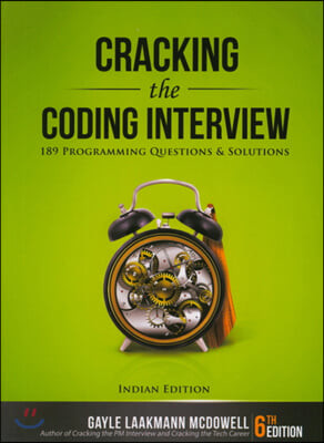 Cracking the Coding Interview, 6/E