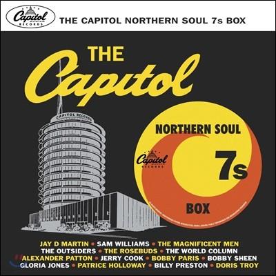 노던 소울 레이블 박스 세트 (The Capitol Northern Soul) [7 LP]
