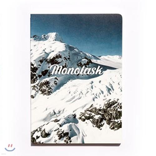 monotask 16주플래너(눈산)