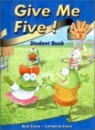 Give Me Five! 3 : Student Book