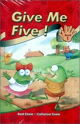 Give Me Five! 1 : Cassette Tape