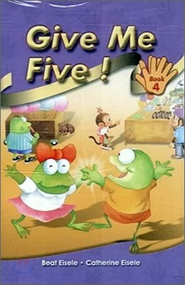 Give Me Five! 4 : Cassette Tape
