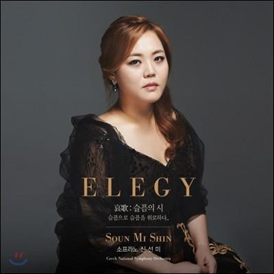 신선미 (Soun Mi Shin) - Elegy (哀歌 / 슬픔의 시)