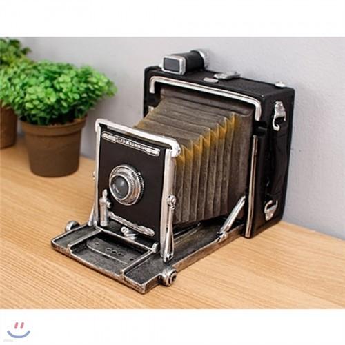 [2HOT] 엔틱 폴딩 카메라 대 미니어쳐