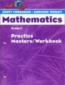 Scott Foresman Mathematics 3 : Workbook (Problem Solving Masters)