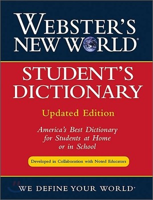Webster's New World Student's Dictionary
