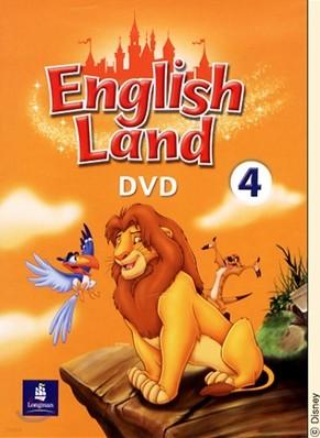 English Land 4 : DVD