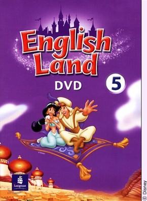 English Land 5 : DVD