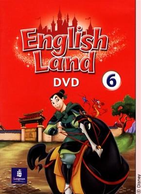 English Land 6 : DVD
