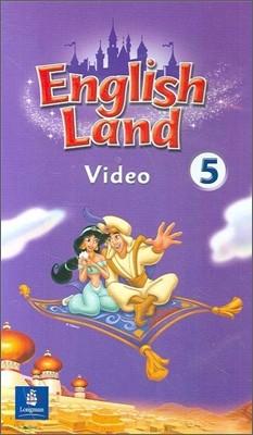 English Land 5 : Video