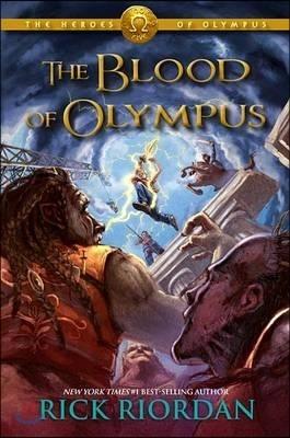 Heroes of Olympus #05: The Blood of Olympus