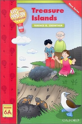 Up and Away in English Reader 6A - Treasure Islands