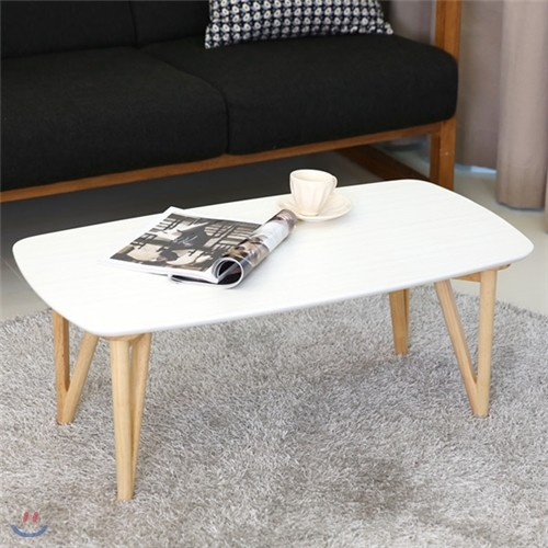 하모니 테이블 화이트 900