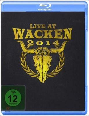 Live At Wacken 2014 (Deluxe Edition)