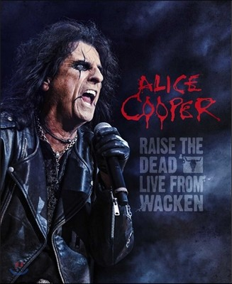 Alice Cooper - Raise The Dead (Deluxe Edition)