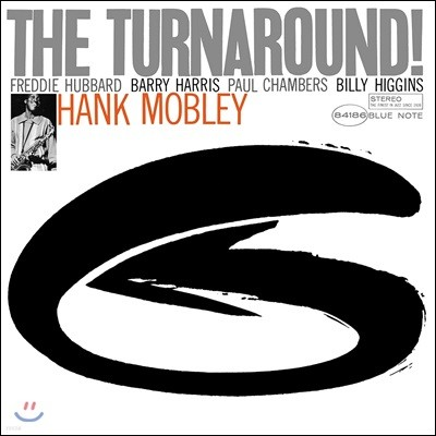 Hank Mobley - The Turnaround [LP]