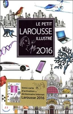 Le Petit Larousse 2016 (+Carte d'activation)