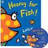 [��ο�]Hooray for Fish! (Paperback & CD Set)
