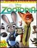 Disney Zootopia : Ultimate Sticker Book