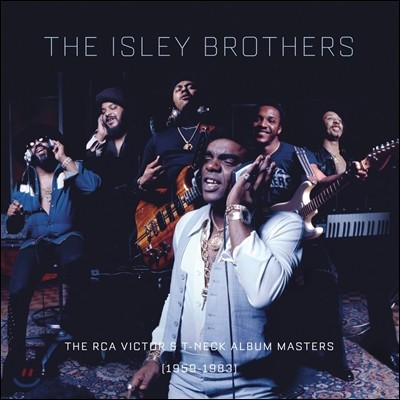 Isley Brothers - The Complete RCA Victor And T-Neck Album Masters