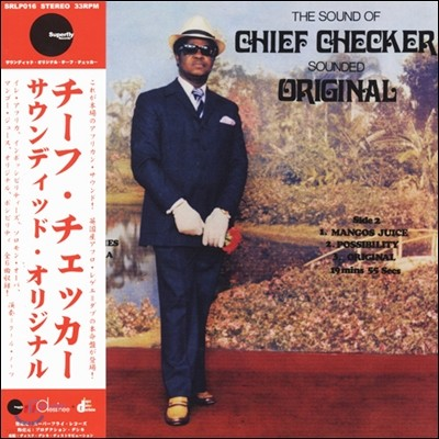 Chief Checker - The Sound Of Chief Checker Sounded Original