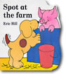 Spot at the Farm (Board Book)