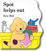 Spot Helps Out (Board Book)