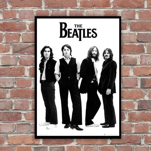 LP1296 비틀즈 화이트