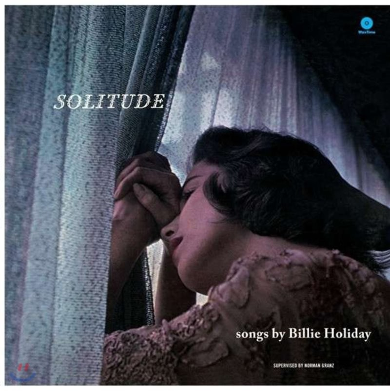 Billie Holiday - Solitude [LP]