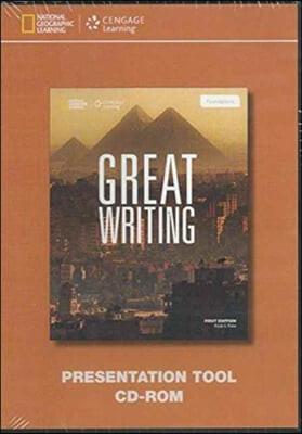 Great Writing Foundations : Classroom Presentation Tool CD-ROM