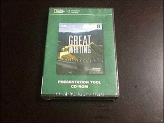 Great Writing 3 : Classroom Presentation Tool CD-ROM
