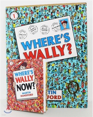 Where's Wally? #1 : Exclusive Pack