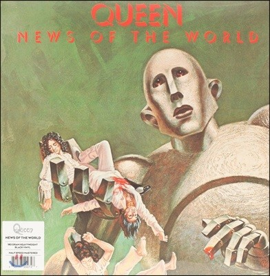 Queen - News Of The World 퀸 6집 [LP]