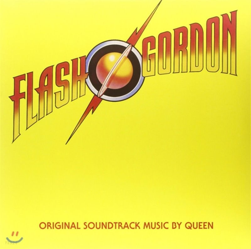 Queen - Flash Gordon 제국의 종말 OST [LP]