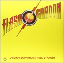 Queen - Flash Gordon 제국의 종말 OST [LP]
