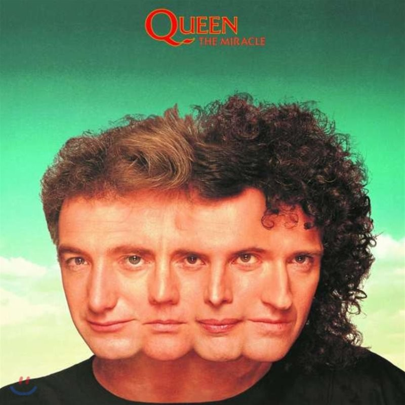 Queen - The Miracle 퀸 13집 [LP]
