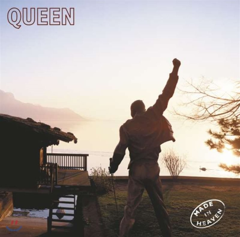 Queen - Made In Heaven 퀸 15집 [2LP]