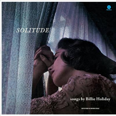 Billie Holiday - Solitude (Ltd. Ed)(Remastered)(180G)(LP)