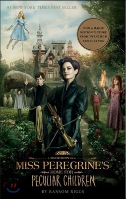 Miss Peregrine's Peculiar Children #1 : Miss Peregrine's Home for Peculiar Children