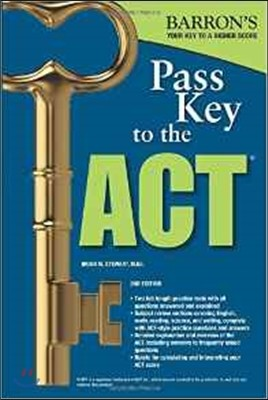 Barron's Pass Key to the ACT