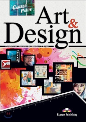 Career Paths Art & Design (ESP) Student's Book (+ Cross-platform Application)