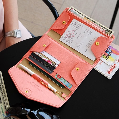 [20%/무료배송]Tripping Pop Wallet
