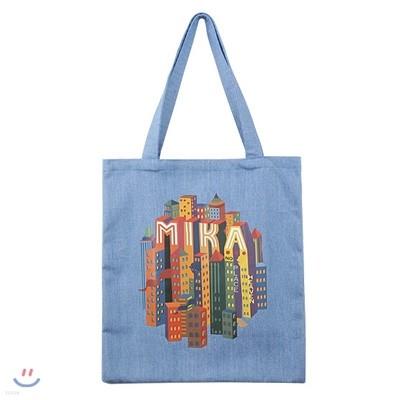 미카 데님 에코백 (Mika City Denim Eco Bag) (미카 4집 공식 굿즈)