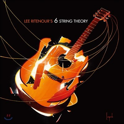 Lee Ritenour - Lee Ritenour's 6 String Theory [2LP]