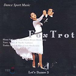 Let's Dance 3 - Fox Trot