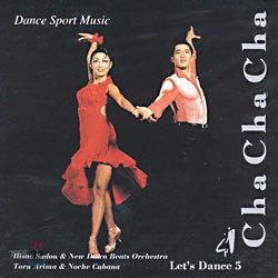 Let's Dance 5 - Cha Cha Cha